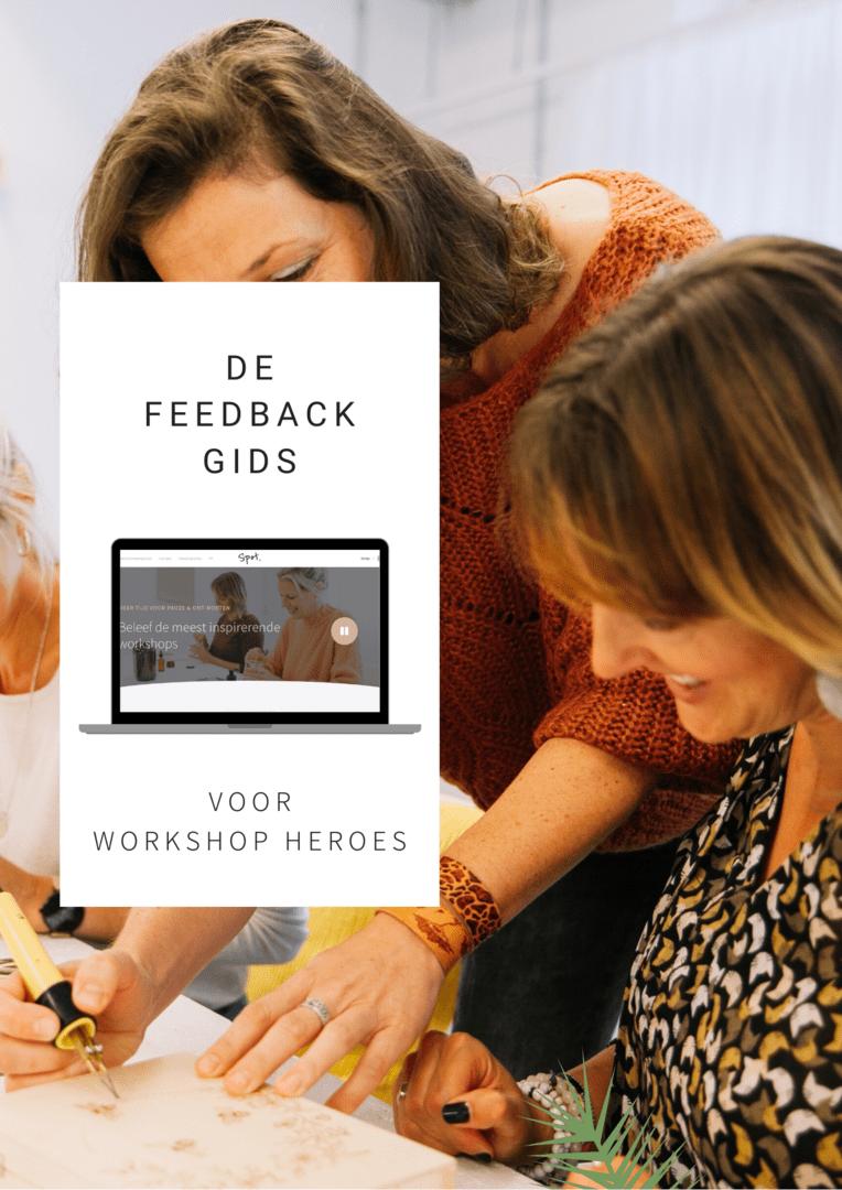 feedback gids workshop heroes